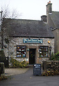16/12/16<br /> ***WITH PICS***<br /> The Old Cheese Shop in Hartington where the traditional Blue Stilton is sold.<br /> <br /> More than 1,800 of these traditional Christmas Blue Stilton cheeses have already left Hartington Creamery, in the heart of the Derbyshire Peak District, but with just one more week left before the big day, there are still another 150 of the giant 8kg cheese cylinders to reach maturity and be shipped out in time to partner the post-feast glass of port on December 25th.<br /> <br /> FULL STORY: https://fstoppressblog.wordpress.com/christmas-blue-stilton-from-derbyshire/<br /> <br /> All Rights Reserved: F Stop Press Ltd. +44(0)1773 550665  www.fstoppress.com