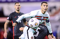 201118 -- SPLIT, Nov. 18, 2020 -- Cristiano Ronaldo of Portugal competes during the UEFA Nations League football match against Croatia at Poljud Stadium in Split, Croatia, Nov. 17, 2020. /Pixsell via Xinhua SPCROATIA-SPLIT-FOOTBALL-UEFA NATIONS LEAGUE-CRO VS POR SlavkoxMidzor PUBLICATIONxNOTxINxCHN<br /> Cristiano Ronaldo Nazionale Portogallo <br /> ITALY ONLY <br /> Photo Imago/Insidefoto
