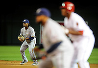 May 7, 2010; Phoenix, AZ, USA; Milwaukee Brewers second baseman Rickie Weeks plays defense in the fourth inning against the Arizona Diamondbacks at Chase Field. Mandatory Credit: Mark J. Rebilas-