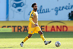 20.02.2021, xtgx, Fussball 3. Liga, FC Hansa Rostock - SV Waldhof Mannheim, v.l. Mohamed Gouaida (Mannheim, 18) Freisteller, Einzelbild, Ganzkoerper, single frame <br /> <br /> (DFL/DFB REGULATIONS PROHIBIT ANY USE OF PHOTOGRAPHS as IMAGE SEQUENCES and/or QUASI-VIDEO)<br /> <br /> Foto © PIX-Sportfotos *** Foto ist honorarpflichtig! *** Auf Anfrage in hoeherer Qualitaet/Aufloesung. Belegexemplar erbeten. Veroeffentlichung ausschliesslich fuer journalistisch-publizistische Zwecke. For editorial use only.