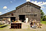 Barn sale, Union County, PA.