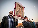 Procesión de Guadalupe, 12 decembre 2013, St. Katharine Drexel