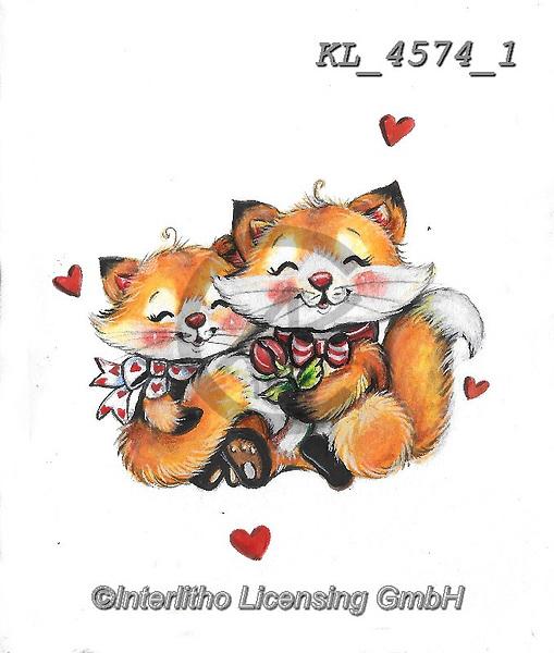VALENTINE, VALENTIN, paintings+++++,KL4574/1,#v#, EVERYDAY ,sticker,stickers,