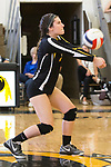 September 19, 2017- Tuscola, IL- Warrior Isabelle Shelmadine during CIC action with Shelbyville. [Photo: Douglas Cottle]