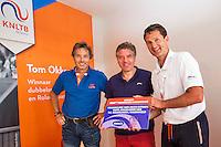 Den Bosch, Netherlands, 08 June, 2016, Tennis, Ricoh Open, KNLTB<br /> Photo: Henk Koster/tennisimages.com
