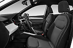 Front seat view of a 2018 Seat Arona Xcellence 5 Door SUV front seat car photos