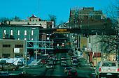 Downtown Marquette, Michigan circa 1970s.