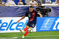 Harrison, NJ - Friday July 07, 2017: David Guzmán during a 2017 CONCACAF Gold Cup Group A match between the men's national teams of Honduras (HON) vs Costa Rica (CRC) at Red Bull Arena.