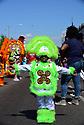 Mardi Gras Indians celebrate Super Sunday in Central City