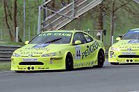 #44 Steve Soper (GBR). Peugeot Sport UK. Peugeot 406 Coupé.