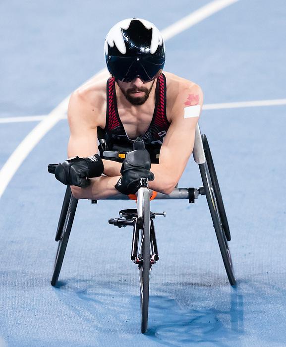 Brent Lakatos, Rio 2016 - Para Athletics // Para athlétisme.<br /> Brent Lakatos competes in the Men's 800m T53 Final // Brent Lakatos participe à la finale du 800 m T53 masculin. 15/09/2016.