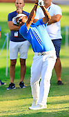 Thongchai JAIDEE (THA) during round one of the 2016 DP World Tour Championships played over the Earth Course at Jumeirah Golf Estates, Dubai, UAE: Picture Stuart Adams, www.golftourimages.com: 11/17/16