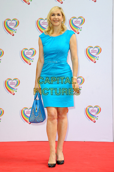 LONDON, ENGLAND - JUNE 02: Amanda Byram attends the Health Lottery Tea Party at The Savoy Hotel on June 2, 2014 in London, England.<br /> CAP/CJ<br /> ©Chris Joseph/Capital Pictures