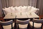 Lounge, Blue Door Restaurant, Lincoln Road, Miami, Florida