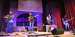 January 13, 2017- Tuscola, IL- American contemporary Christian band Carrollton performs at Tuscola First Christian Church during their urloved Event. [Photo: Douglas Cottle]