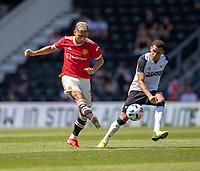 2021 Pre Season Friendly Football Derby v Manchester United Jul 18th