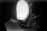 Rene Levesque<br /> en 1971<br /> <br /> Photographe : Jacques Thibault- Agence Quebec Presse