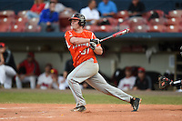 Bowling Green Falcons first baseman Randy Righter (31) during a game against the Illinois State Redbirds on March 11, 2015 at Chain of Lakes Stadium in Winter Haven, Florida.  Illinois State defeated Bowling Green 8-7.  (Mike Janes/Four Seam Images)