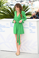 CANNES, FRANCE. July 8, 2021: Director Laura Wandel at the photocall for Un Monde at the 74th Festival de Cannes.<br /> Picture: Paul Smith / Featureflash