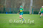 Michelle Costello of Kerry in action against Meath in the Camogie Intermediate Championship