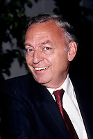 John Ciaccia<br /> (PLQ)  entre 1985 et 1995<br /> <br /> PHOTO :  Pierre Roussel<br />  - Agence Quebec Presse