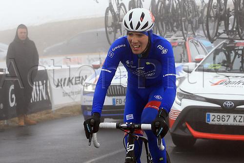 24th May 2021, Giau Pass, Italy; Giro d'Italia, Tour of Italy, route stage 16, Sacile to Cortina d'Ampezzo ; 127 VALTER Attila HUN