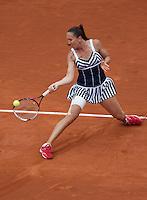 France, Paris, 02.06.2014. Tennis, French Open, Roland Garros, Jelena Jankovic (SRB)<br /> Photo:Tennisimages/Henk Koster