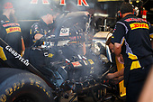 Richie Crampton, DHL, top fuel, crew, pits