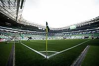 São Paulo (SP), 16/02/2020 - Palmeiras-Mirassol - Novo gramado sintético. Palmeiras e Mirassol, durante partida válida pela sexta rodada do campeonato paulista 2020, no Allianz Parque, zona oeste da capital, na tarde deste domingo (16).