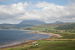 Machrie and the North of the Isle of Arran