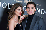 Juana Acosta and Alex Gonzalez In the premiere of the project to celebrate the 150th anniversary of Moet Imperial<br />  Madrid, Spain. <br /> November 19, 2019. <br /> (ALTERPHOTOS/David Jar)