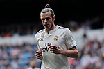 Real Madrid's Gareth Bale during La Liga match between Real Madrid and Athletic Club de Bilbao at Santiago Bernabeu Stadium in Madrid, Spain. April 21, 2019. (ALTERPHOTOS/A. Perez Meca)