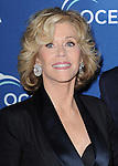 Beverly Hills , California - October 30 :  Jane Fonda arrives at The Oceana's Partners Awards Gala 2013 held at The Regent Beverly Wilshire in Beverly Hills, California on October 30,2012                                                                               © 2013 Hollywood Press Agency