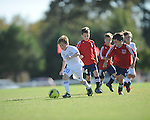 at the Mike Rose Soccer Complex in Memphis, Tenn on Saturday, September 21, 2013.