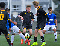 190528 Wellington 1st XI Football - St Pat's Town v Wellington College