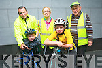 Currow Cycling Club are calling all those interested in cycling to learn basic cycling skills with the club who are running cycling skill classes for the next few weeks. <br /> Front L-R Jack Breen and Sean Barrett<br /> Back L-R Tom Barrett, Helena Breen and Eamon Breen.