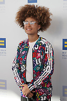 LOS ANGELES - MAR 30:  DJ Nhandi at the Human Rights Campaign 2019 Los Angeles Dinner  at the JW Marriott Los Angeles at L.A. LIVE on March 30, 2019 in Los Angeles, CA