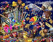 Lori, STILL LIFE STILLEBEN, NATURALEZA MORTA,sweets, paintings+++++Late Night Craving_3,USLS229,#i#, EVERYDAY