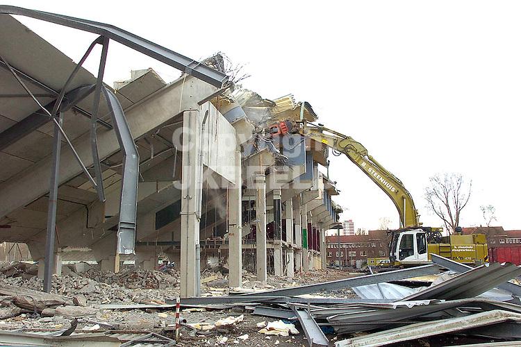 sloop oosterparkstadion 29 -11-2006