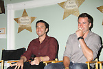 Guiding Light Tom Pelphrey and John Driscoll at A Night of Stars on May 14 at Bistro Soleil, Olde Marco Inn, Marco Island, Florida - SWFL Soapfest Charity Weekend May 14 & !5, 2011 benefitting several children's charities including the Eimerman Center providing educational & outfeach services for children for autism. see www.autismspeaks.org. (Photo by Sue Coflin/Max Photos)