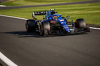 31 OCON Esteban (fra), Alpine F1 A521, action during the Formula 1 Pirelli British Grand Prix 2021, 10th round of the 2021 FIA Formula One World Championship from July 16 to 18, 2021 on the Silverstone Circuit, in Silverstone, United Kingdom - <br /> Formula 1 GP Great Britain Silverstone 16/07/2021<br /> Photo DPPI/Panoramic/Insidefoto <br /> ITALY ONLY