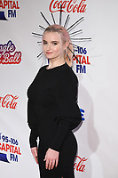 Clean Bandit (Grace Chatto)<br /> at Capital's Jingle Bell Ball 2018 with Coca-Cola, O2 Arena, London<br /> <br /> ©Ash Knotek  D3465  09/12/2018