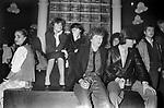 Teenagers at the Heaven nightclub Villiers Street, Charing Cross, London, 1980.