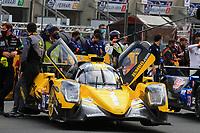 #29 RACING TEAM NEDERLAND (NLD) ORECA 07 GIBSON LMP2  FRITS VAN EERD (NLD)  GIEDO VAN DER GARDE (NLD) NYCK DE VRIES (NLD)