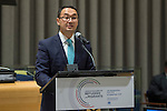 General Assembly Seventy-first session High-level plenary meeting on addressing large movements of refugees and migrants.<br /> Kazakhstan