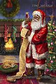 Marcello, CHRISTMAS SANTA, SNOWMAN, WEIHNACHTSMÄNNER, SCHNEEMÄNNER, PAPÁ NOEL, MUÑECOS DE NIEVE, paintings+++++,ITMCXM1682A,#x# ,Afro American