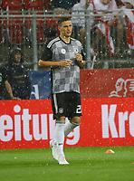 Niklas Süle (Deutschland Germany) - 02.06.2018: Österreich vs. Deutschland, Wörthersee Stadion in Klagenfurt am Wörthersee, Freundschaftsspiel WM-Vorbereitung