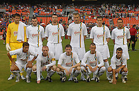 International friendly DC United vs Celtic FC. Celtic FC Starting XI, DC United defeated Celtic FC 4-0 Wednesday, July 12, 2006 at RFK Stadium, Washington, DC.
