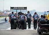 top fuel, Antron Brown, Matco Tools, crew