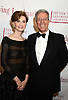 Peg Breen and Paul Binder attend the New York Landmarks Conservancy's 22nd Living Landmarks Gala on November 5, 2015 at The Plaza Hotel in New York, New York. USA<br /> <br /> photo by Robin Platzer/Twin Images<br />  <br /> phone number 212-935-0770